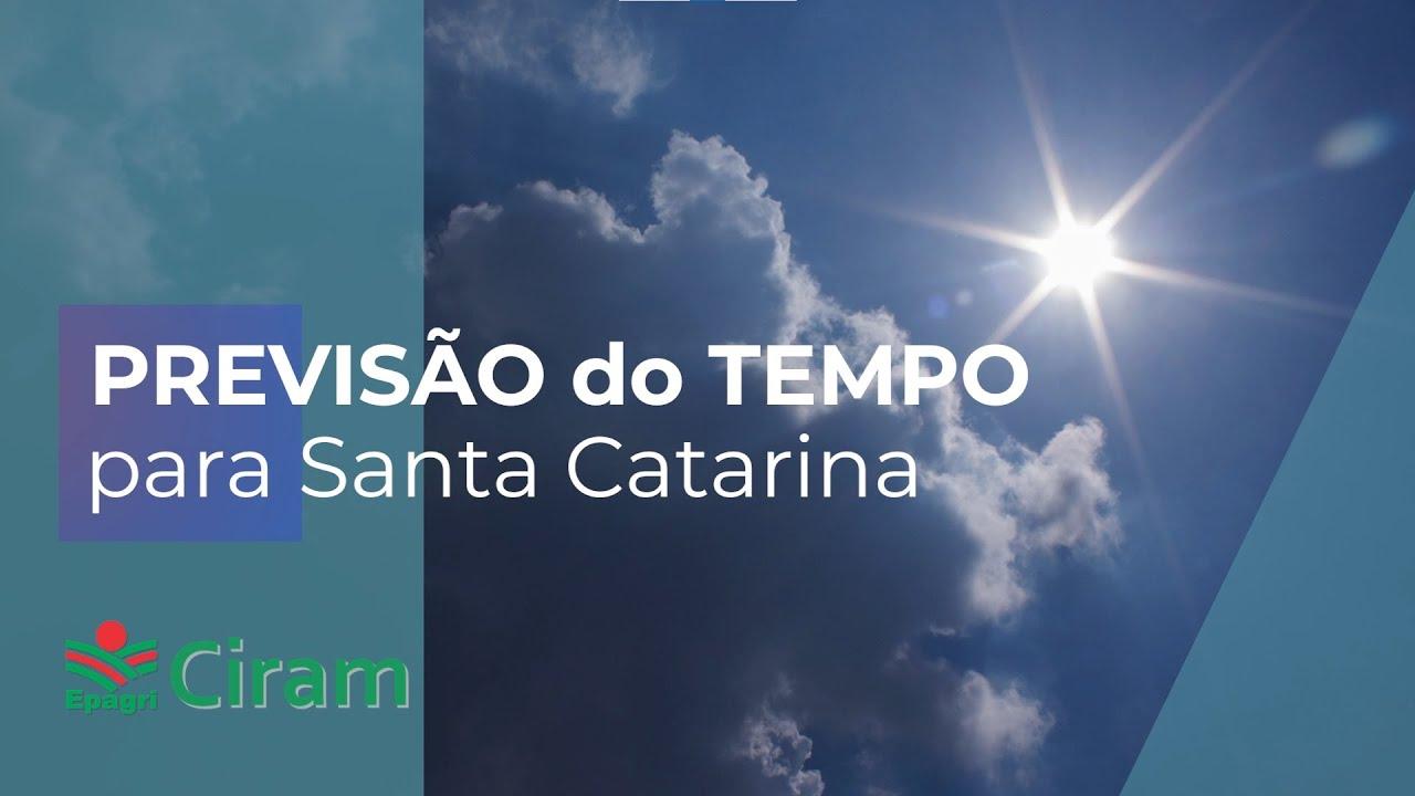 Quarta-feira de céu limpo e temperaturas amenas em SMO e região