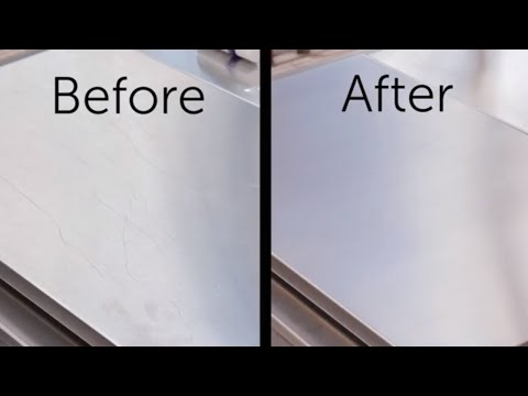 How to Remove Scratches From Stainless Steel | BBQGuys