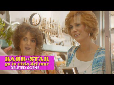 Barb & Star Go To Vista Del Mar (2021 Movie) Deleted Scene – Kristen Wiig, Annie Mumolo