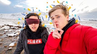 I Let Someone Blindfold & Bring Me to a Random Country