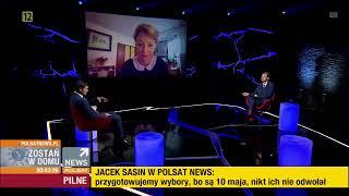 NA ŻYWO  Ostatni reportaż Ewy Żarskiej cz 2