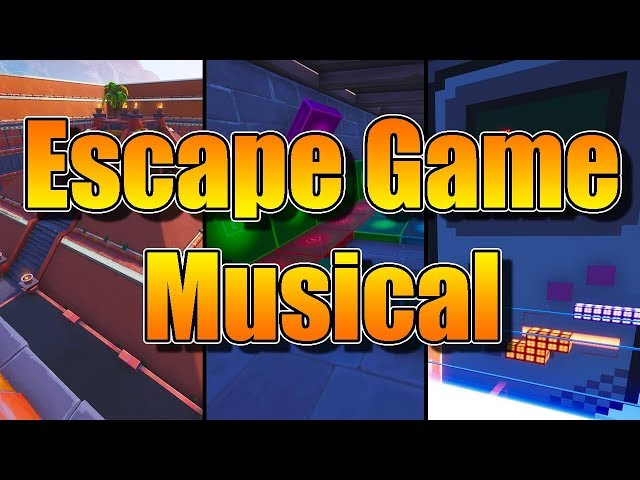 Escape Game Musical