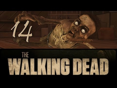 Klem umřela?!?! | The Walking Dead #14