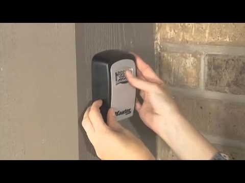 Service and Support - Videos: Lock Boxes | Master Lock