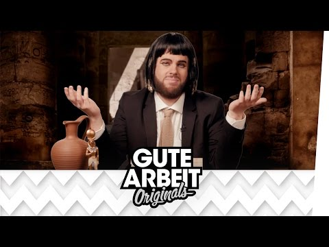 The History of Late Night: Ägypten | Gute Arbeit Originals
