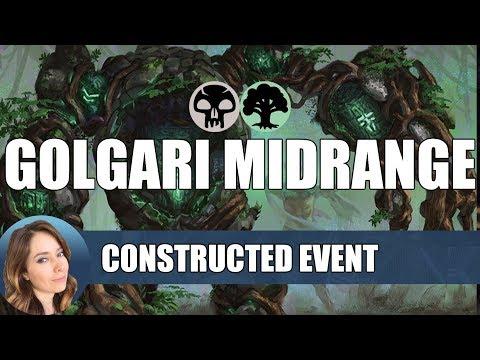 Golgari Midrange Deck Tech--November 2018 Update! - смотреть онлайн