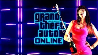 Grand Theft Auto V Online ქართულად. ღამის სტრიმი, მისსიები გონკები და  ა.შ