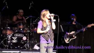 Hailey- Cover of Don't wanna be torn-Miley Cyrus