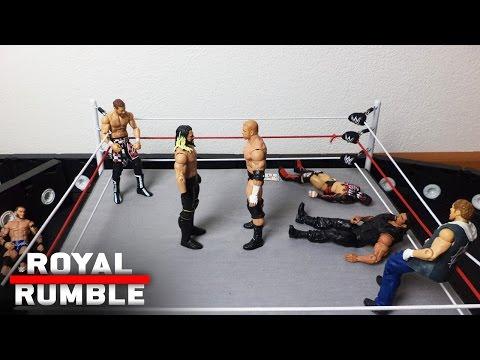 Royal Rumble Match: WWE Royal Rumble 2017