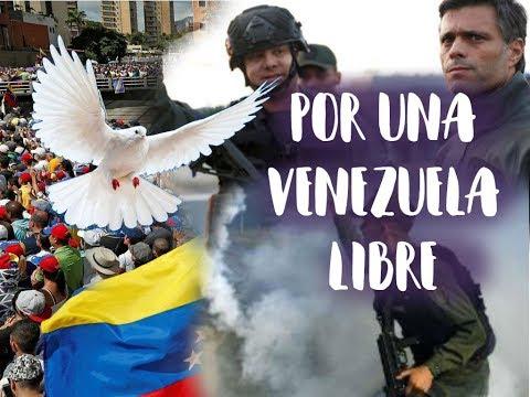 VENEZUELA LIBRE   @Monicasymonee