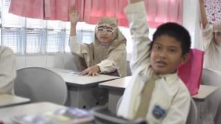 SD Muhammadiyah 4 Pucang Surabaya I Menata hati meraih prestasi, Terdepan dalam setiap peran