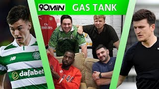 WOULD £80MIL HARRY MAGUIRE GET MAN UNITED TOP 4!? Will Arsenal Complete Kieran Tierney Deal!?