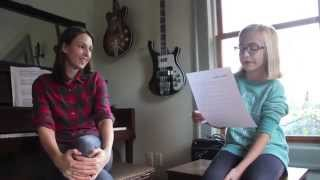 Kids Interview Bands  <b>Brooke Annibale</b>