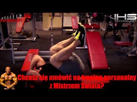 Wędrując bóle mięśni ramion