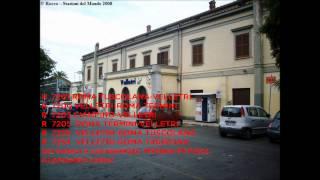 preview picture of video 'Annunci alla Stazione di Velletri'