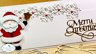 Christmas Cards with Suzanne Cannon Designs   Technique Friday LIVE