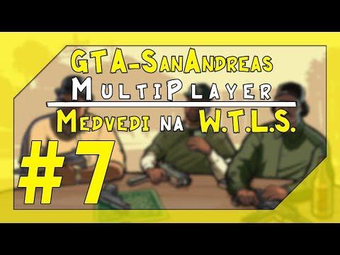 GTA SA:MP [#7] - V lochu jako doma | PC Gameplay česky | Tokan