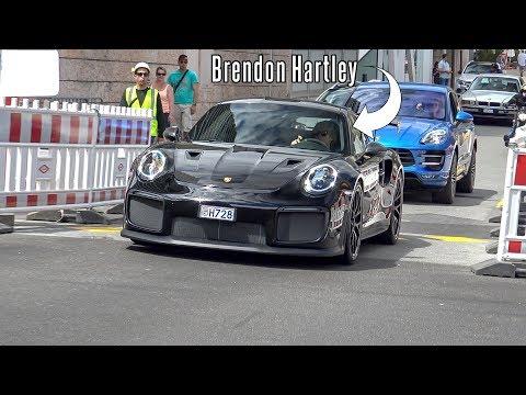 Porsche 991 GT2 RS Driving in Monaco !