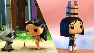 Funko Princess | Disney Toy Adventures