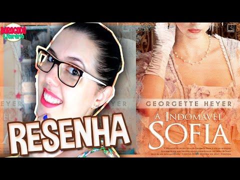 A Indomável Sofia | Resenha | por Borogodó Literário