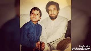 Ахмад Шах Масуд и его сын Ахмад!!