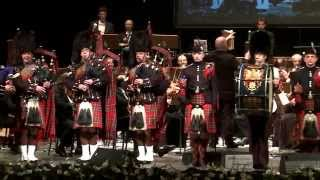 Flower of Scotland // Scots Guards - Lucca Phil. Orc. - Andrea Colombini // Puccini e la sua Lucca