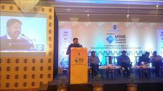 Director, Annapurna Finance at 5th MSME Summit, Bhubaneswar, Odisha