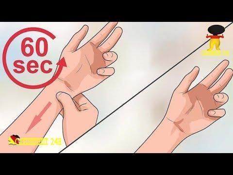Gelenkschmerzen von Osteochondrose