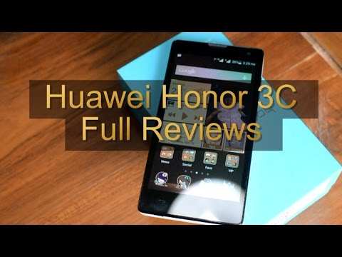Huawei Honor 3C Full Review Indonesia