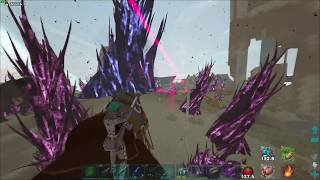 ARK MTS: Stealing Element and Wild Flyer PVP | PVP Highlights