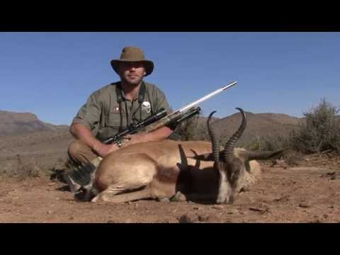 Kurt Pratka - Copper Springbuck Hunt 2014