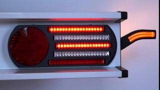 LED Sequentielle Blinkleuchte PRO-CAN XL