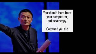 Jack Ma Quotes That Will Inspire You ! (Real Entrepreneur Has No Enemies)