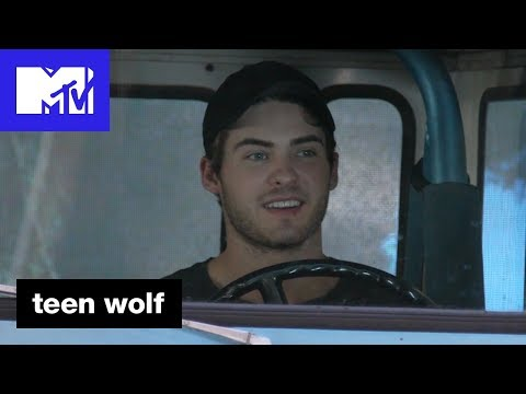 Cody Christian 'The Roscoe Confessionals' | Teen Wolf (Season 6B) | MTV