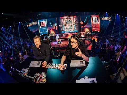 Clash Royale Tournament Live Helsinki!! - Clash Royale indonesia