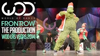 The Production | FRONTROW | World of Dance Las Vegas 2014 #WODVEGAS