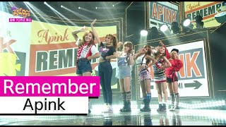 [HOT] Apink - Remember, 에이핑크 - 리멤버 Show Music core 20150815