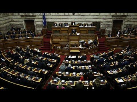 Ψήφος εμπιστοσύνης στην κυβέρνηση με 151 βουλευτές