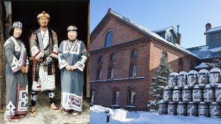 Kisah Suku Asli Jepang dan Museum Bir Tertua di Sapporo   YouTube