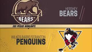 Penguins vs. Bears   Mar. 28, 2021
