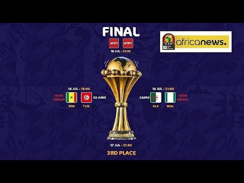 AFCON: Zambian football legend assesses semi-final match