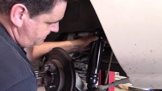 2000 Buick Lesabre Rear Level ride Shock replacement