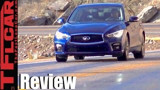 2017 Infiniti Q50 Review: Really? Infiniti