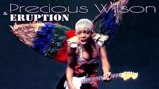* Precious Wilson & Eruption  | Full HD | *