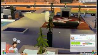 The Sims 4 - quitting job (4)