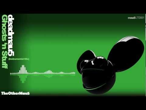 Deadmau5 - Ghosts 'n Stuff [Instrumental Mix] (1080p) || HD