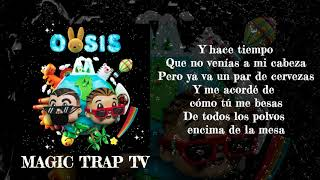 La Cancion (Letra) Bad Bunny X J Balvin