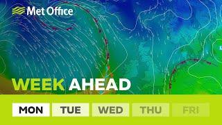 Week Ahead – Will it stop raining?