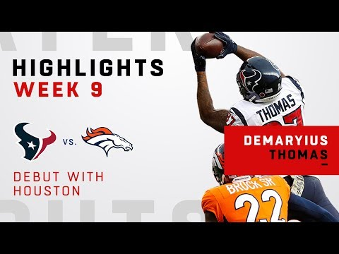 Google News - Texans trade for Broncos WR Demaryius Thomas - Overview 4eb1aad38