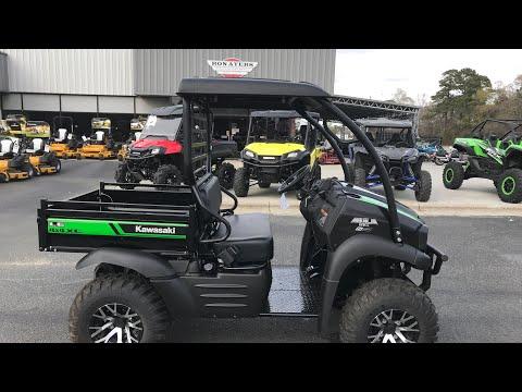 2020 Kawasaki Mule SX 4x4 XC LE FI in Greenville, North Carolina - Video 1